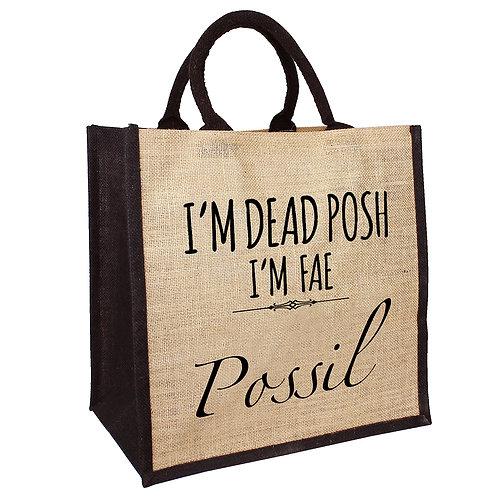 Dead Posh Bag - Possil