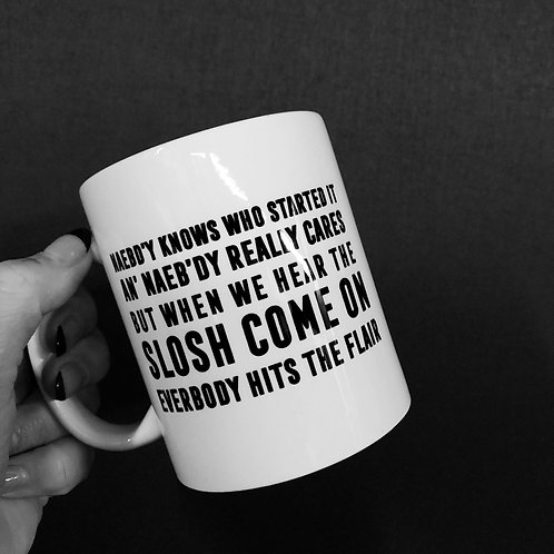 The Slosh Mug