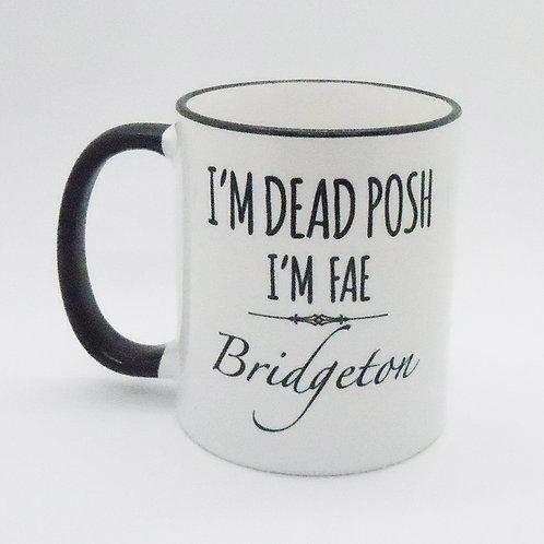 Dead Posh Mug - Bridgeton
