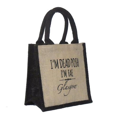 Dead Posh Cute Bag - Glasgow