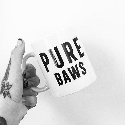 Pure Baws Mug