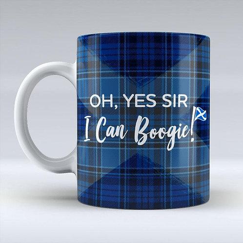 Oh, Yes Sir I Can Boogie Mug