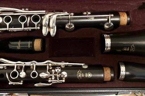 Yamaha Bb Clarinet YCL-650