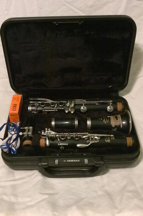 Yamaha Bb Clarinet YCL-200AD