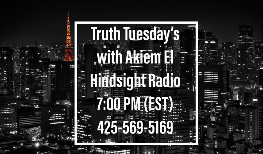Truth Tuesday's