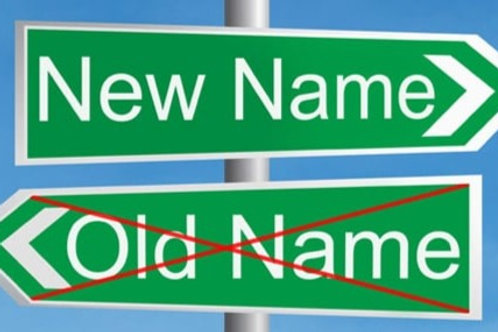 Name change webinar 2  DEED POLL