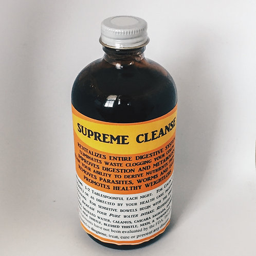 SUPREME CLEANSE 8 OZ