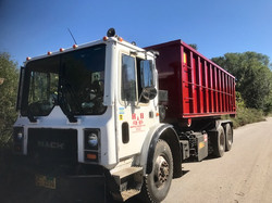 H&H Roll off can and truck 2017