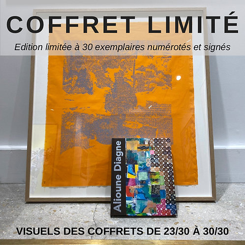 COFFRET LIMITÉ - 23/30 à 30/30