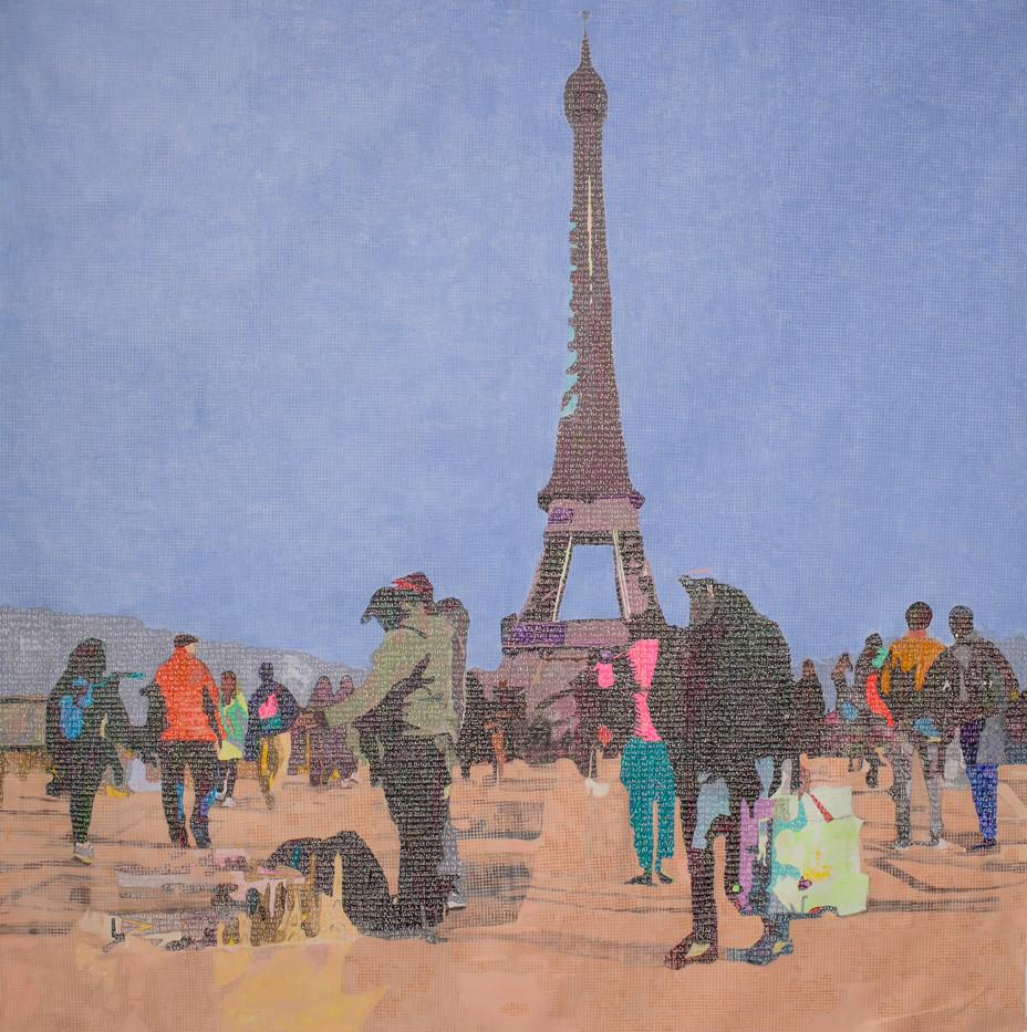 Les modou-modou parisiens