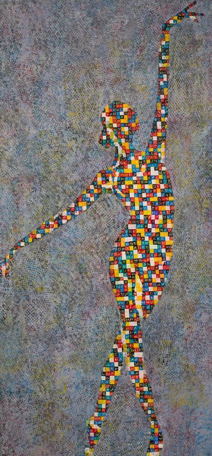 Les couleurs primaires en mouvement