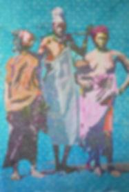 memoire senegalaise cayor  homme et femm