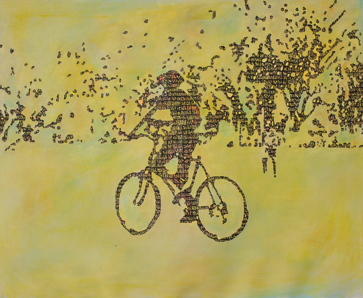 Boy vélo
