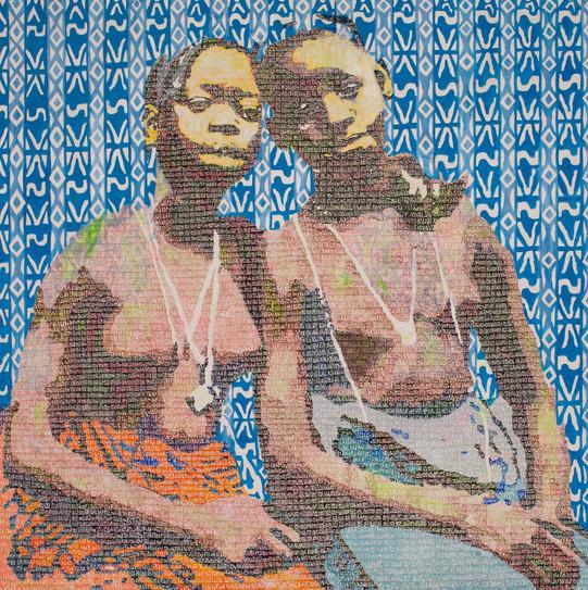 Les filles de Dakar