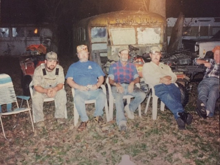 Pictures of Buckeye Hunting Camp
