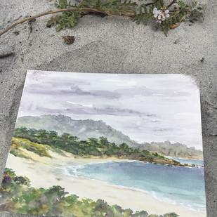 Carmel Beach Plein Air