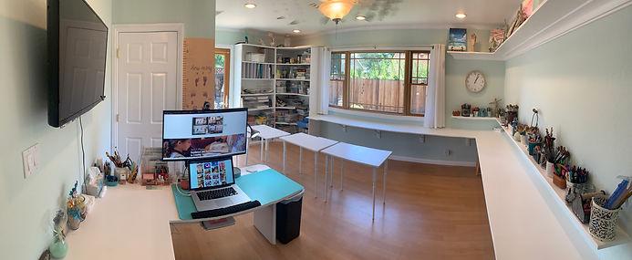 KVA Art Studio Panoramic