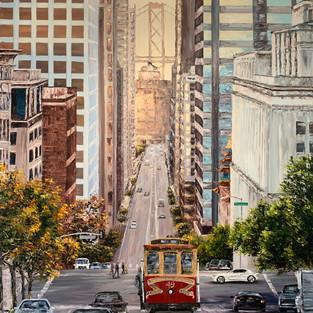 Drummonds on California St., SF