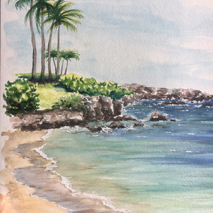 Kapalua Bay Plein Air