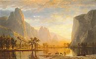 valley-of-the-yosemite-1864-albert-biers