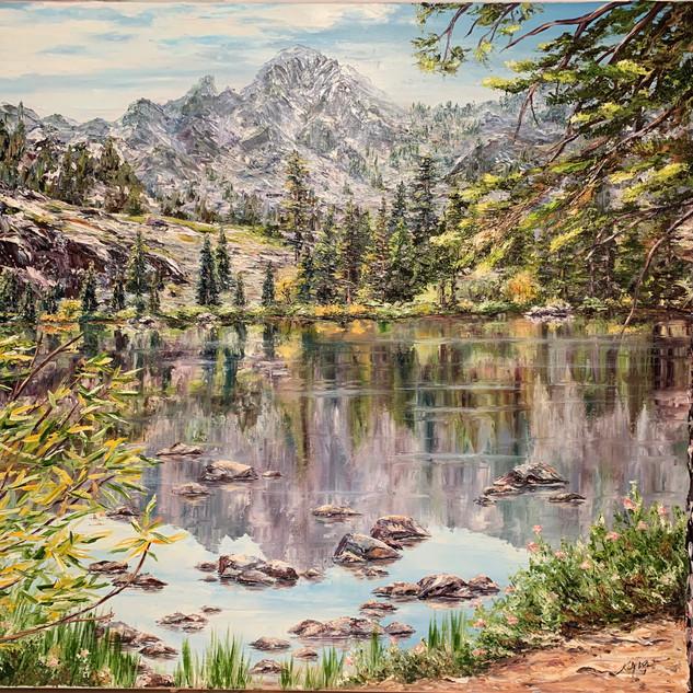 Jill's Mountain Lake