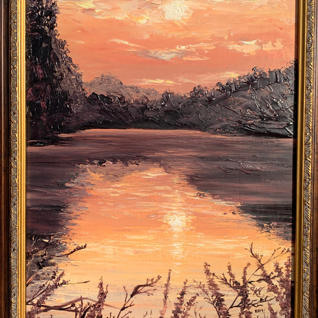 The Cole's Lake