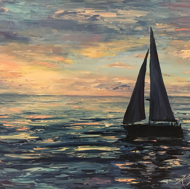 Sailing ... Takes me Away