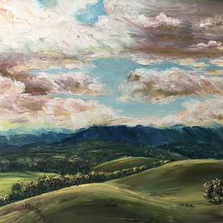 After the Storm - Diablo Valley
