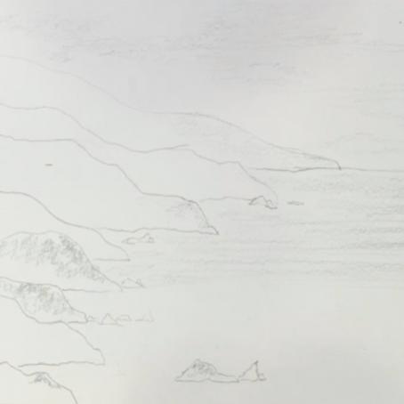 Big Sur Coastline - Intermediate