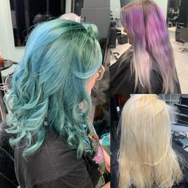 Hair Cut & Colour by Rachel