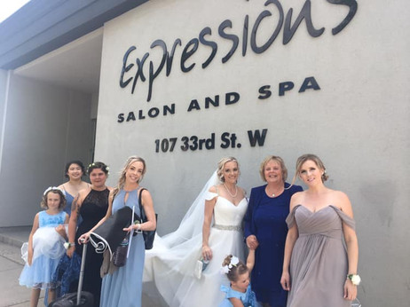 2019 Bridal Party