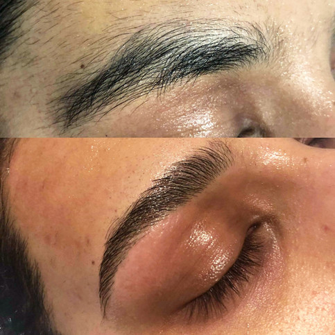 Brow wax & Shape by Brittany