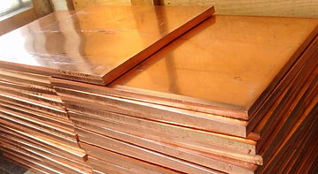 Copper-Alloy-Plate