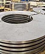 stainless steel 316L rings