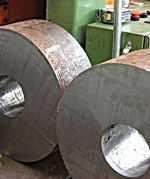ASTM A240 Steel Rings
