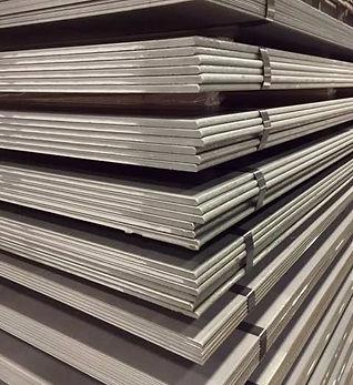 stainless steel plate stockiest