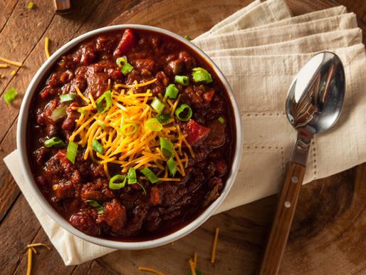 Healthy Game-Day Turkey Chili Recipe