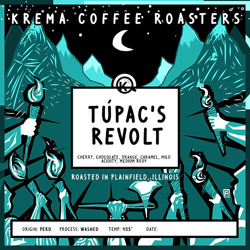 Tupac's Revolt (Peru)