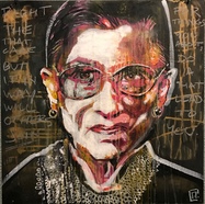 Ruth Bader Ginsburg (born Joan Ruth Bader; March 15, 1933) is an American lawyer and jurist who is an Associate Justice of the U.S. Supreme Court. Ginsburg was appointed by President Bill Clinton and took the oath of office on August 10, 1993. She is the second female justice (after Sandra Day O'Connor) of four to be confirmed to the court.  Ginsburg has authored notable majority opinions, including United States v. Virginia, Olmstead v. L.C., and Friends of the Earth, Inc. v. Laidlaw Environmental Services, Inc. Following law school, Ginsburg turned to academia. She was a professor at Rutgers Law School and Columbia Law School, teaching civil procedure as one of the few women in her field.  Ginsburg spent a considerable part of her legal career as an advocate for the advancement of gender equality and women's rights, winning multiple victories arguing before the Supreme Court. She advocated as a volunteer lawyer for the American Civil Liberties Union and was a member of its board of directors and one of its general counsels in the 1970s. In 1980, President Jimmy Carter appointed her to the U.S. Court of Appeals for the District of Columbia Circuit, where she served until her appointment to the Supreme Court.