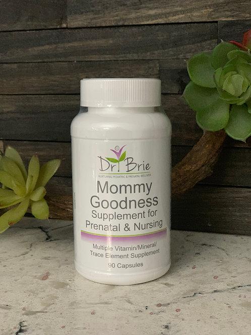 Mommy Goodness Prenatal & Nursing Formula