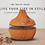 Thumbnail: Wood Grain Ultrasonic Essential Oil Diffuser