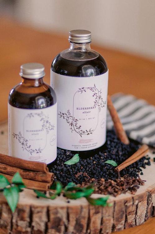 PRE-ORDER Elderberry Elixir