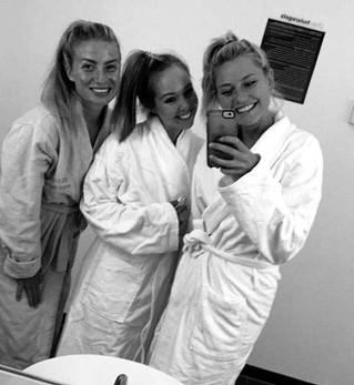 Vier redenen om naar de sauna te gaan!