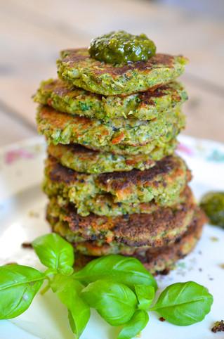 Recept: Broccoli Sandwitch