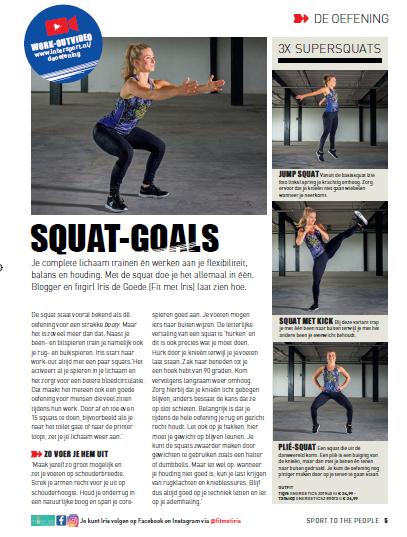 Intersport Magazine De SQUAT