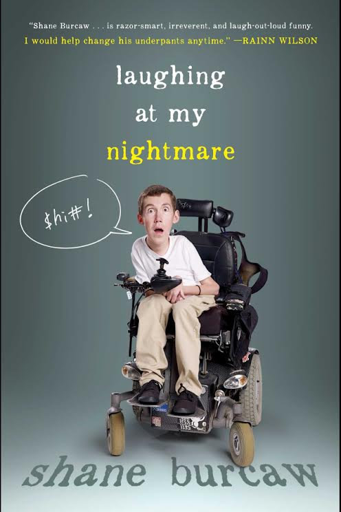 Laughing At My Nightmare Hardcover