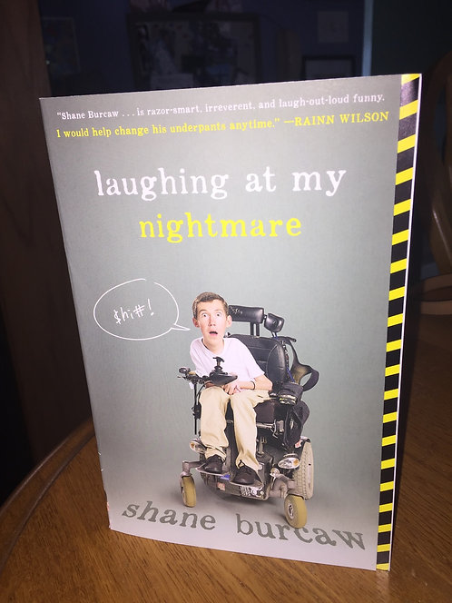 Laughing At My Nightmare Softcover