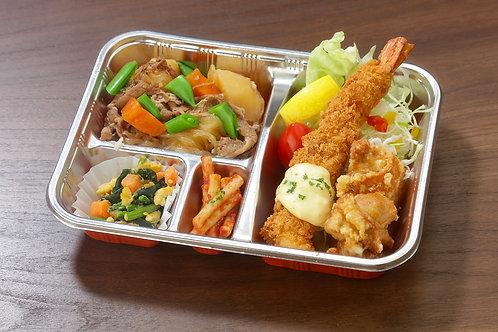 【おかず】ミックスフライ&選べる副菜