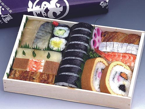 【要予約】一番折 寿司詰