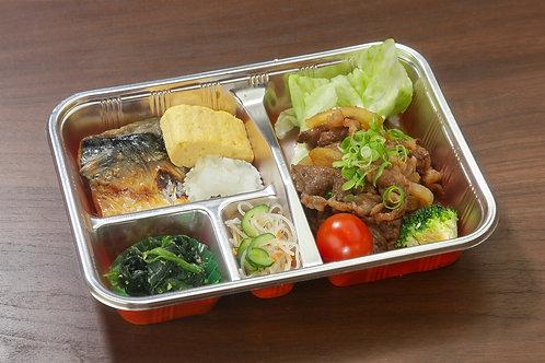 【おかず】焼き肉&選べる副菜